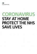 Government coronavirus advice